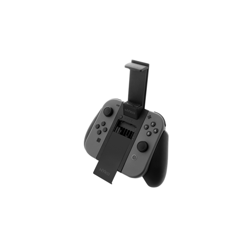 graphic transparent stock Power for nintendo switch. Clip grip