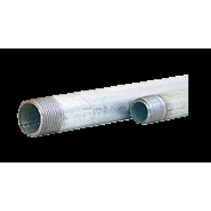 graphic free stock V clip metal pipe. Galvanized iron gi mm