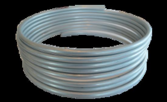 clip transparent stock Thbt steel bundy brass. V clip metal tube