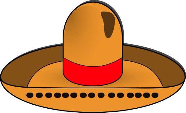picture freeuse Sombrero Clip Art at Clker