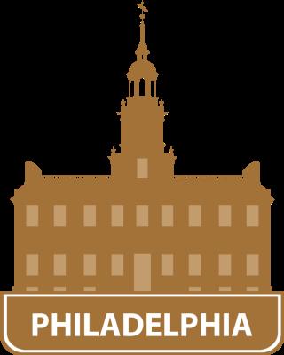 vector transparent library Pennsylvania mid atlantic region. Clip philadelphia