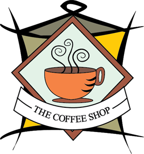 svg transparent stock The logo eps free. Vector coffee shop