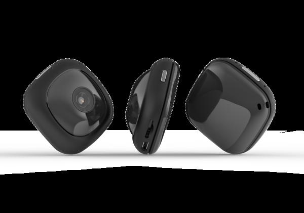svg transparent library Clip speaker wearable. Mecam neome mini video