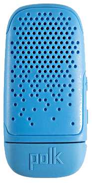 graphic stock The best tiny bluetooth. Clip speaker wearable