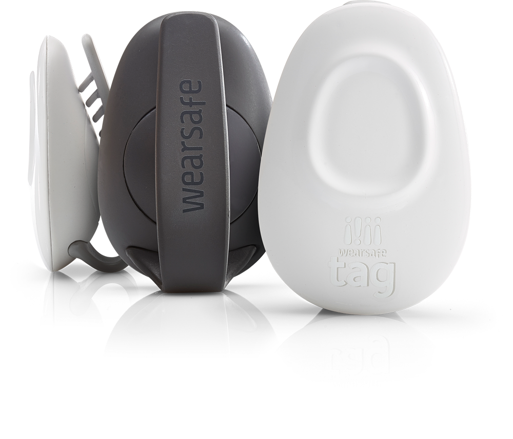 clip freeuse stock Of the month wearsafe. Clip speaker wearable