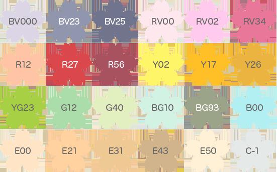 png transparent stock Card Captor Sakura Copic Set