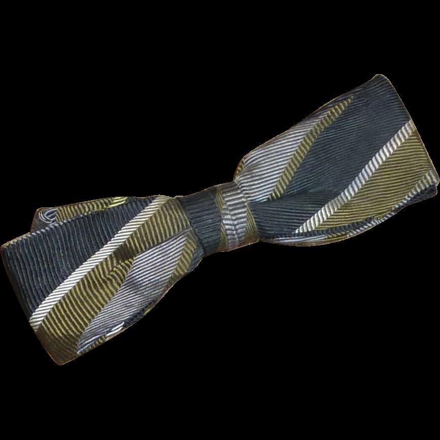 svg transparent stock Clip tie. Vintage royal green black