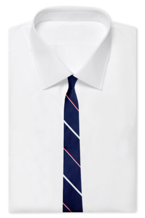 vector royalty free library An ivy the modern. Clip tie proper