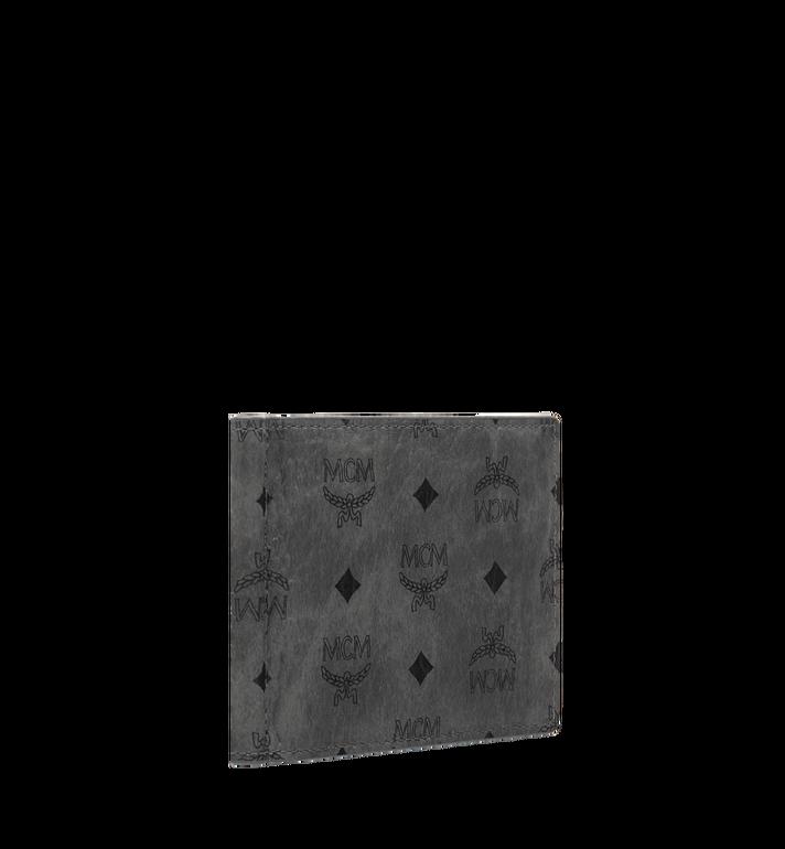 image transparent stock One Size Money Clip Wallet in Visetos Original Phantom Grey