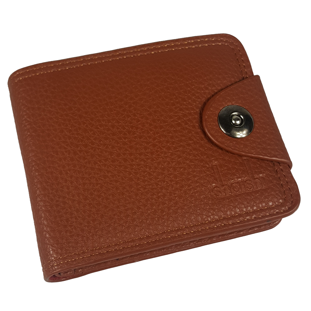 clip freeuse stock Shaishi Mens Wallet With Clip