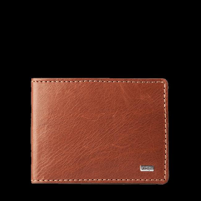 image library stock Slim Premium Leather Wallet
