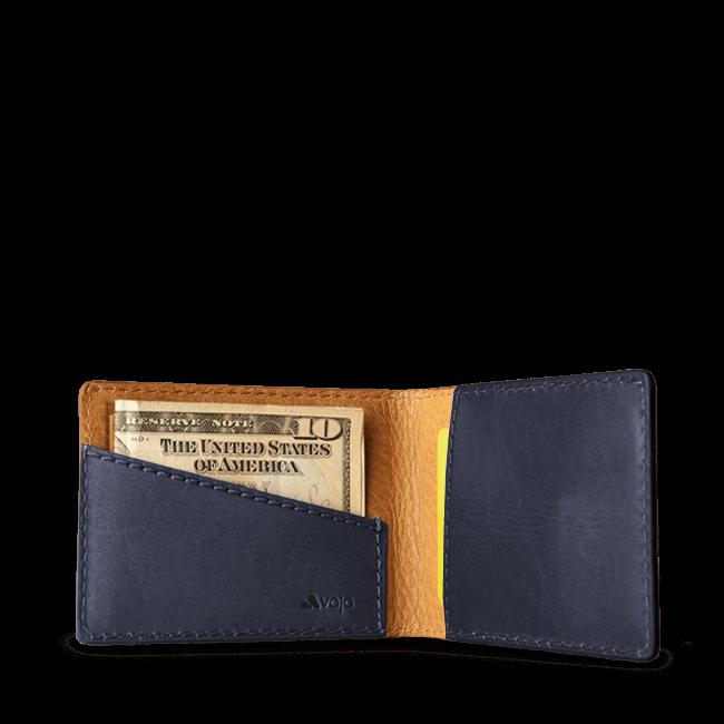 svg royalty free download Slim Premium Leather Wallet
