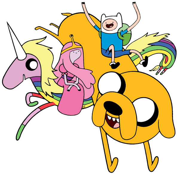 clip royalty free library Adventure Time Clip Art