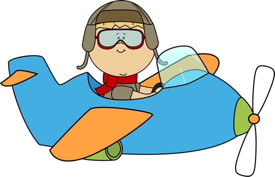 image library library Flying clipart. Cute airplane boy an
