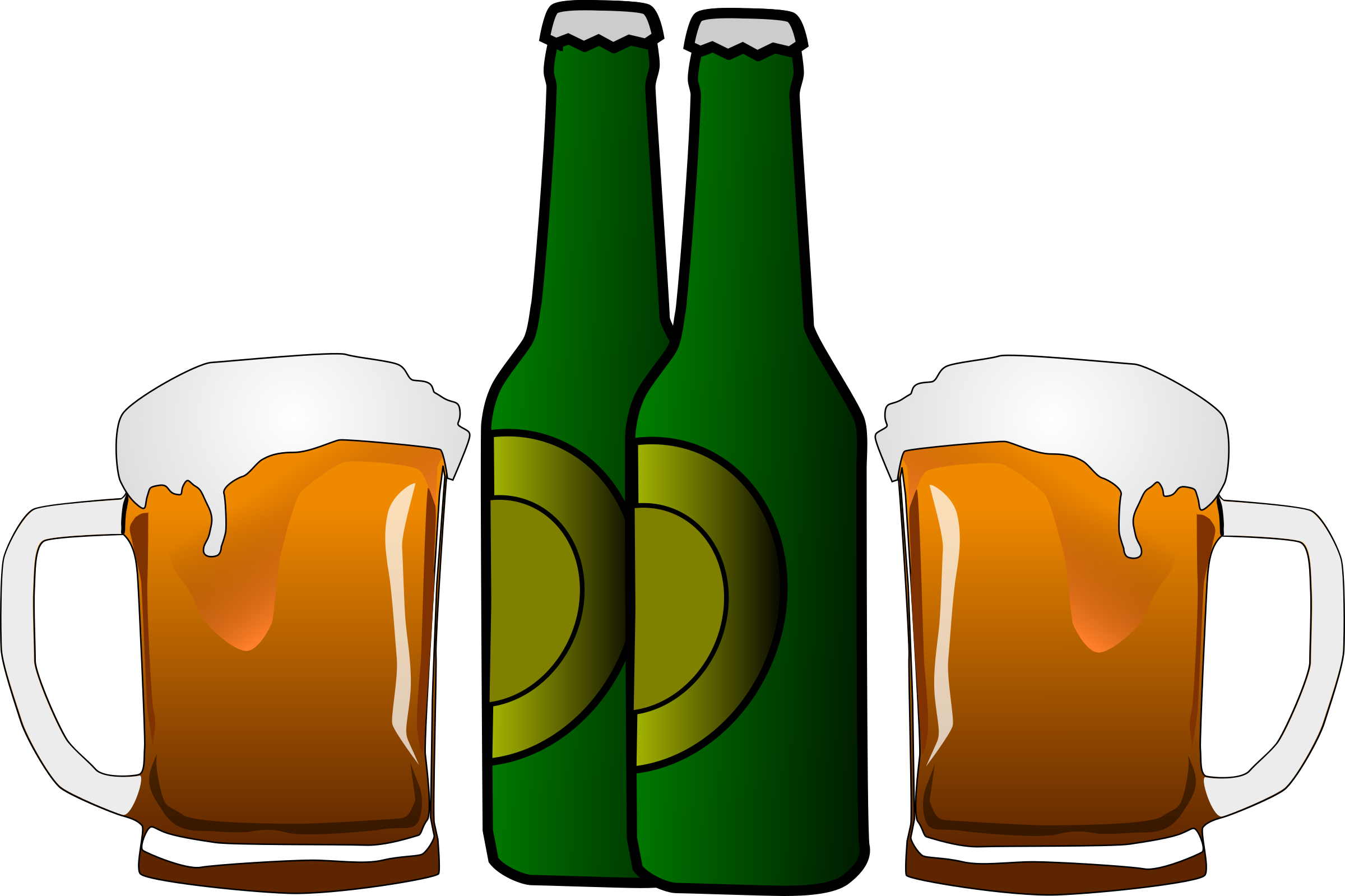 vector freeuse download  collection of transparent. Clipart alcohol.