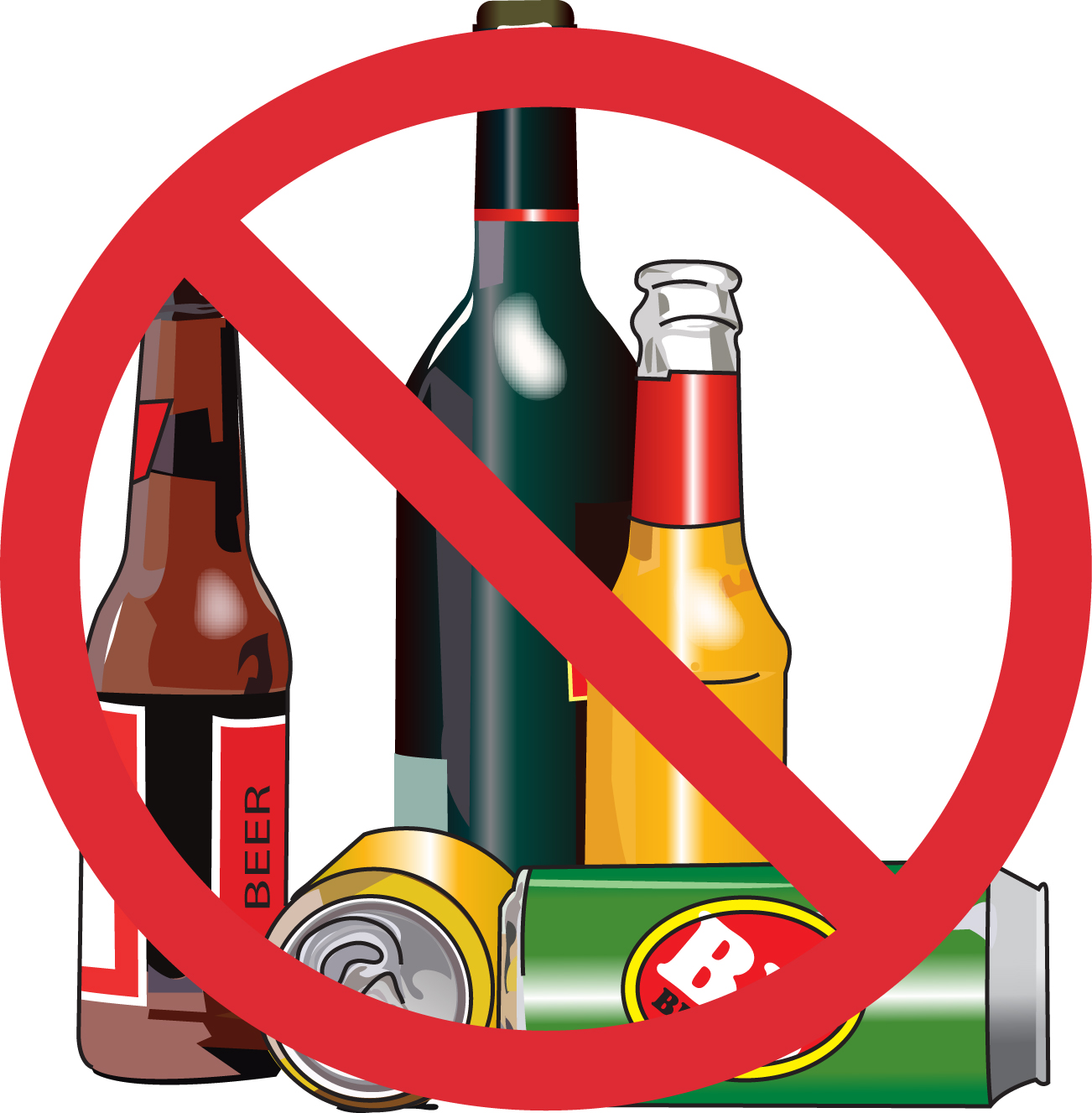 svg transparent Clipart alcohol. Free no drinking cliparts.