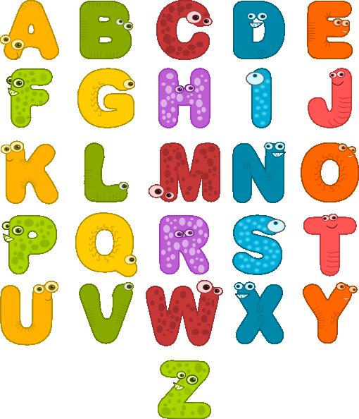 png transparent stock Alphabet Letters Clip Art at Clker