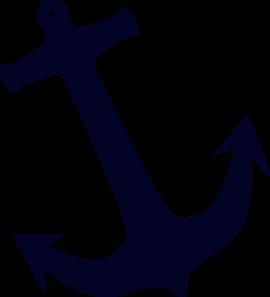 clip art freeuse library Anchor clip art at. Vector anchors simple