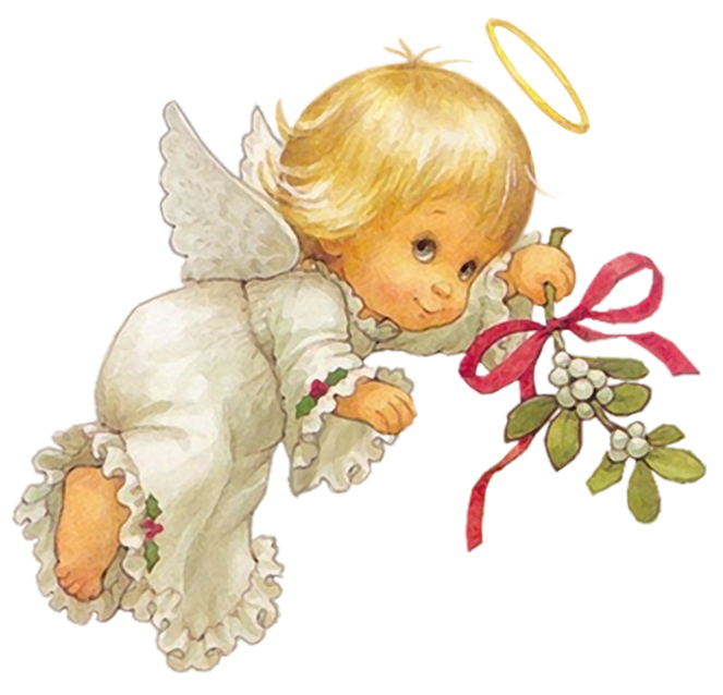 clipart download Cute Christmas Angel Free PNG Clipart Picture by joeatta