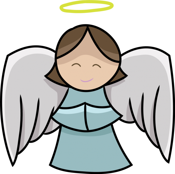 free download Christmas Angel Clipart at GetDrawings