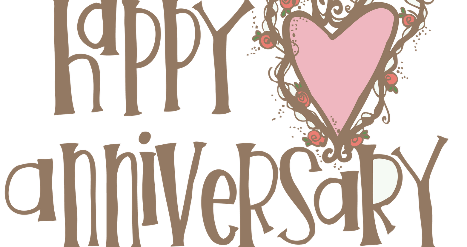 banner royalty free Free Clipart Happy Anniversary