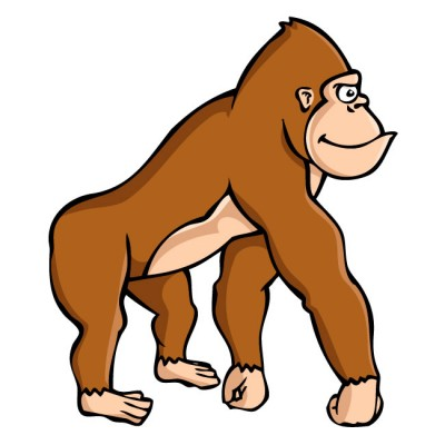 picture free stock Free download best on. Clipart ape