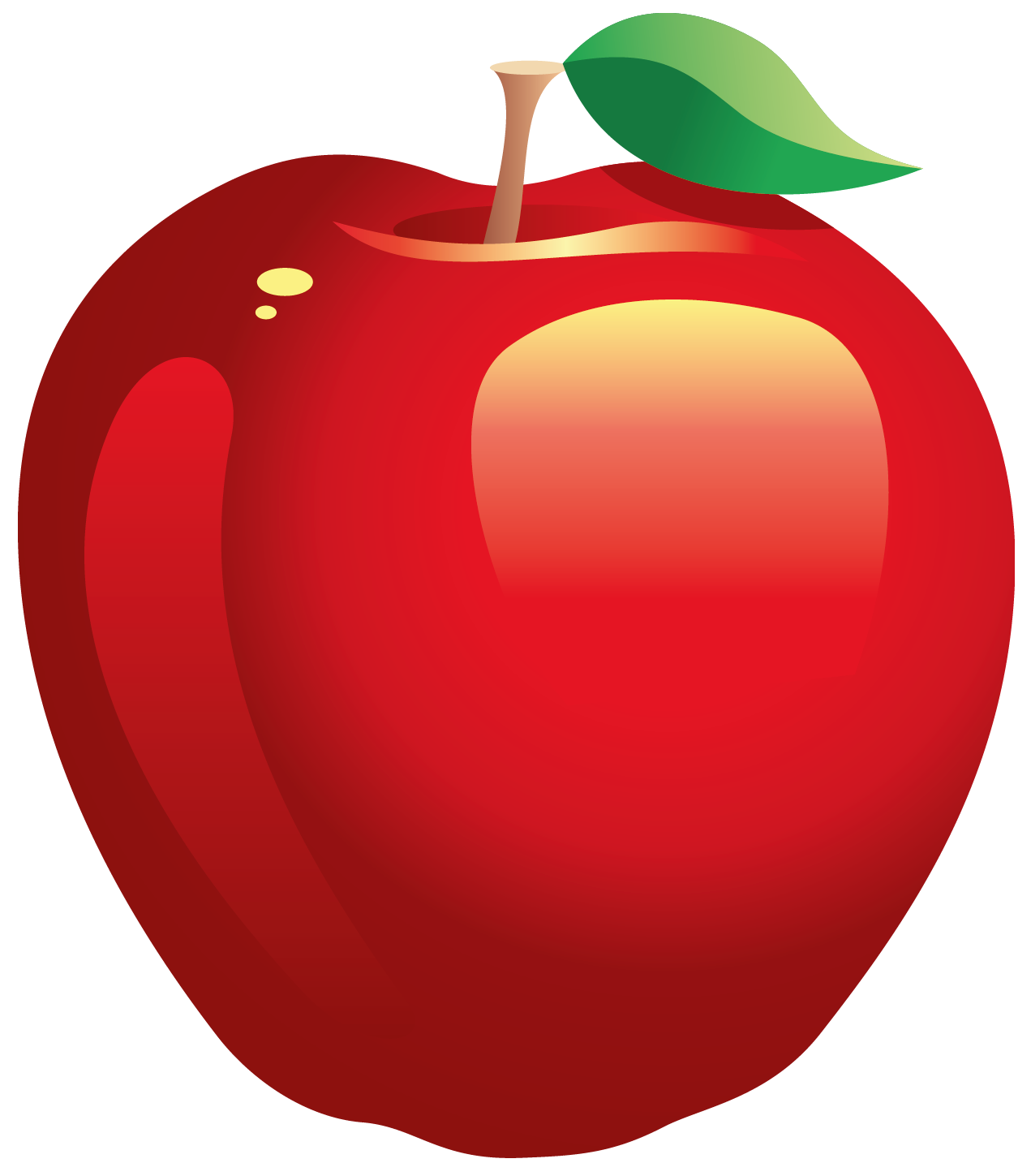 graphic royalty free Free clipart apples. Transparent apple cliparts download.