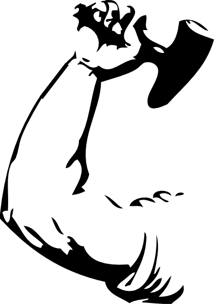 picture transparent Clipart arm. Connected work clip art.