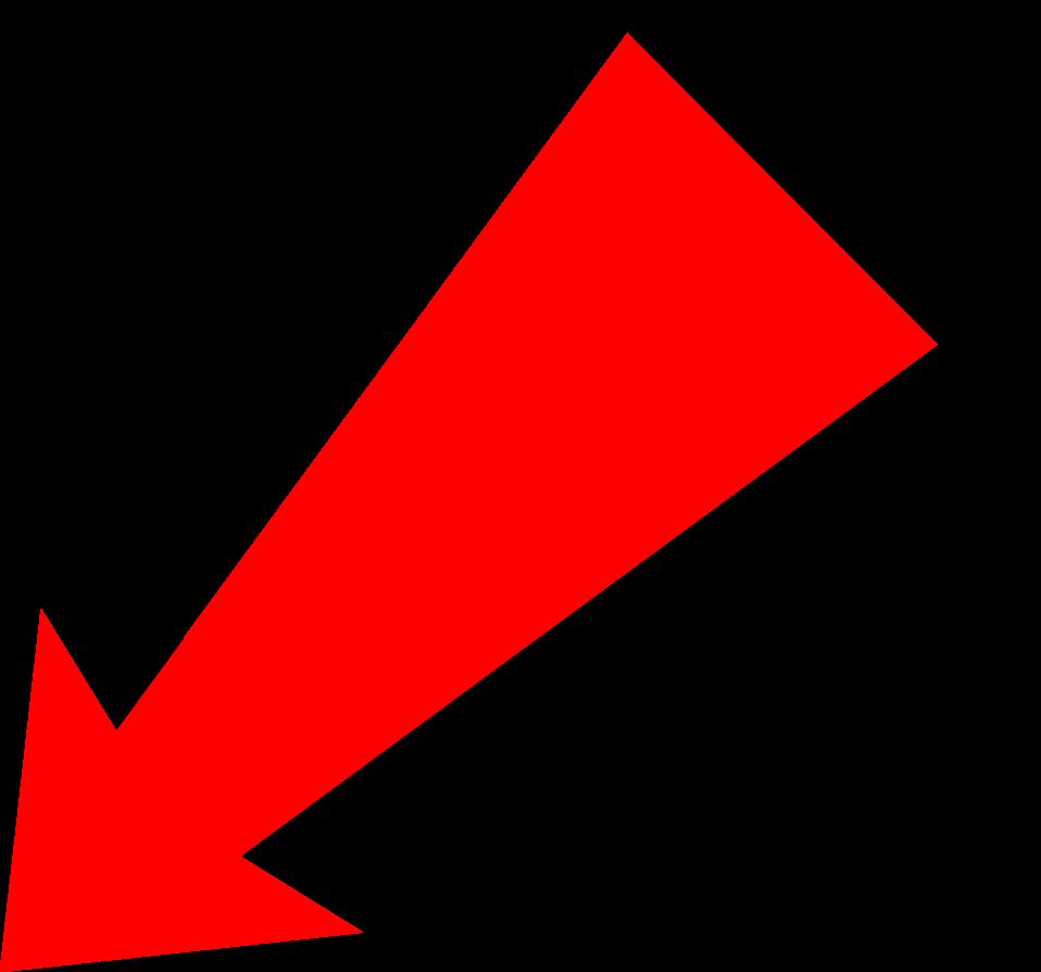 transparent Arrows transparent png images. Clipart arrow pointing left.