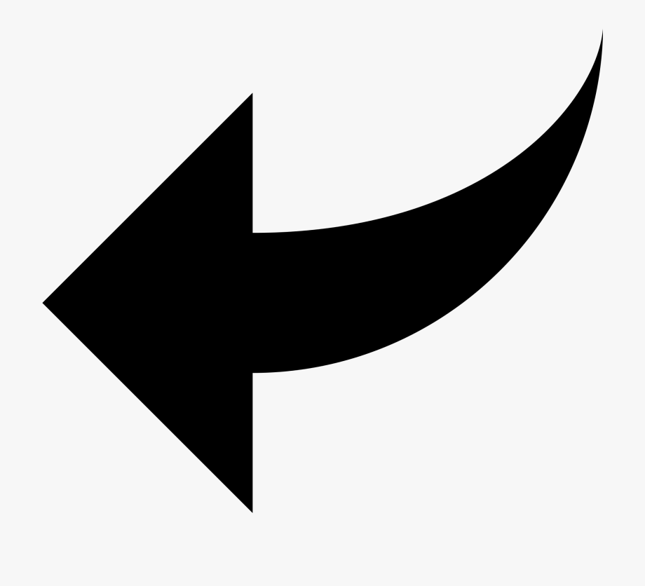 transparent stock Clipart arrow pointing left. Picture of an free.