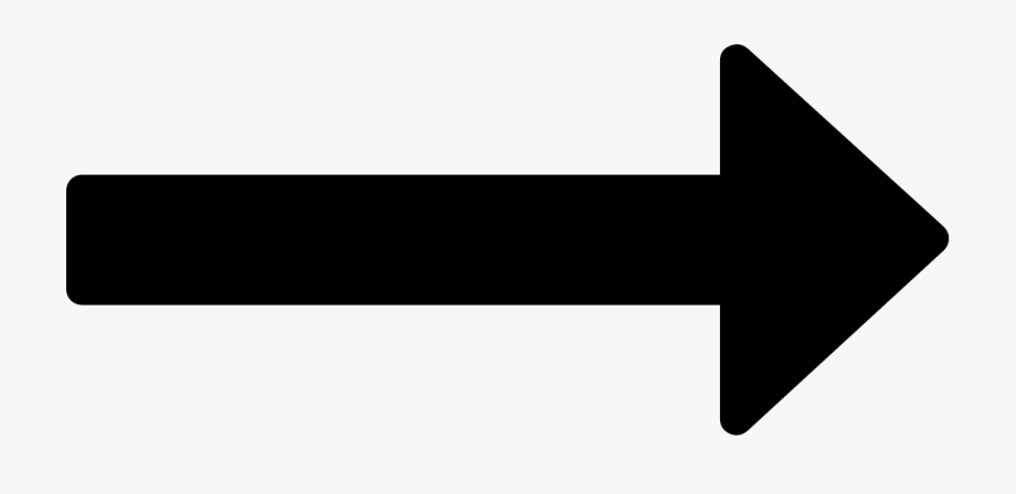 vector transparent stock Clipart arrow pointing right. Long to the png