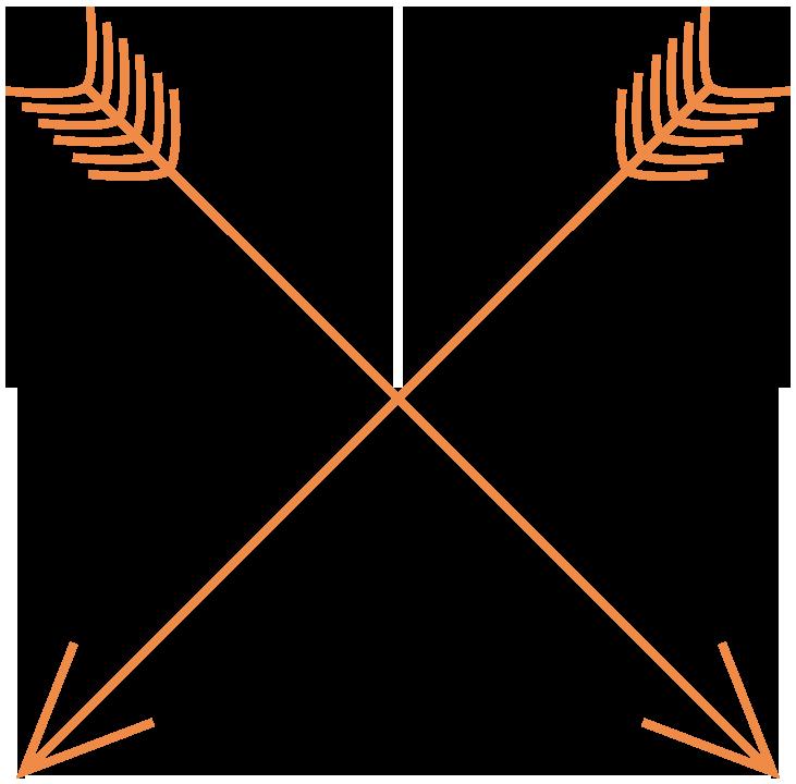 graphic royalty free download Arrows unique clipartfest clipartix. Rustic arrow clipart