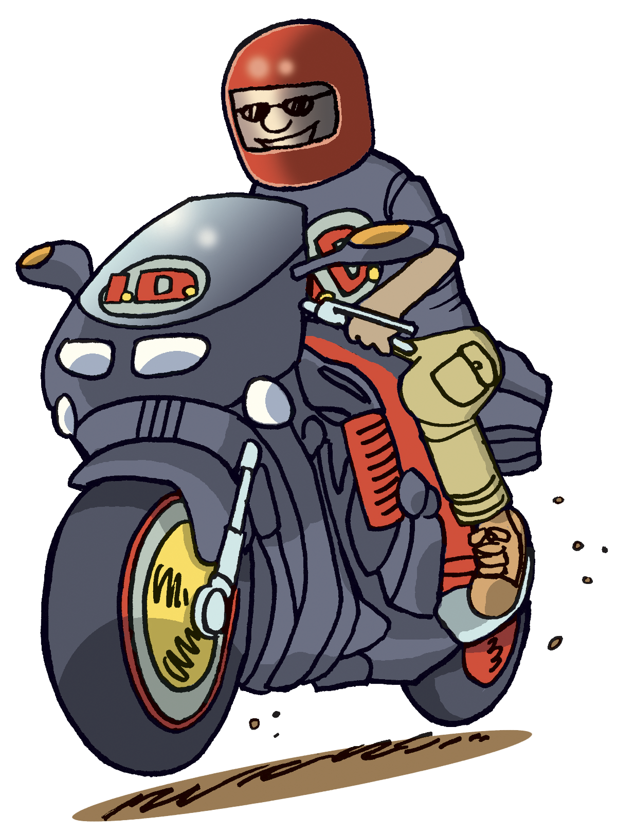 clipart download Atv clipart animated. Motorcycle riding gallery of.
