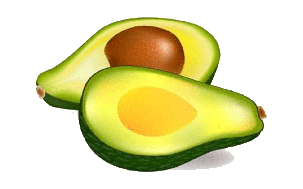 clip freeuse stock Avocado Fruit Food Clip art