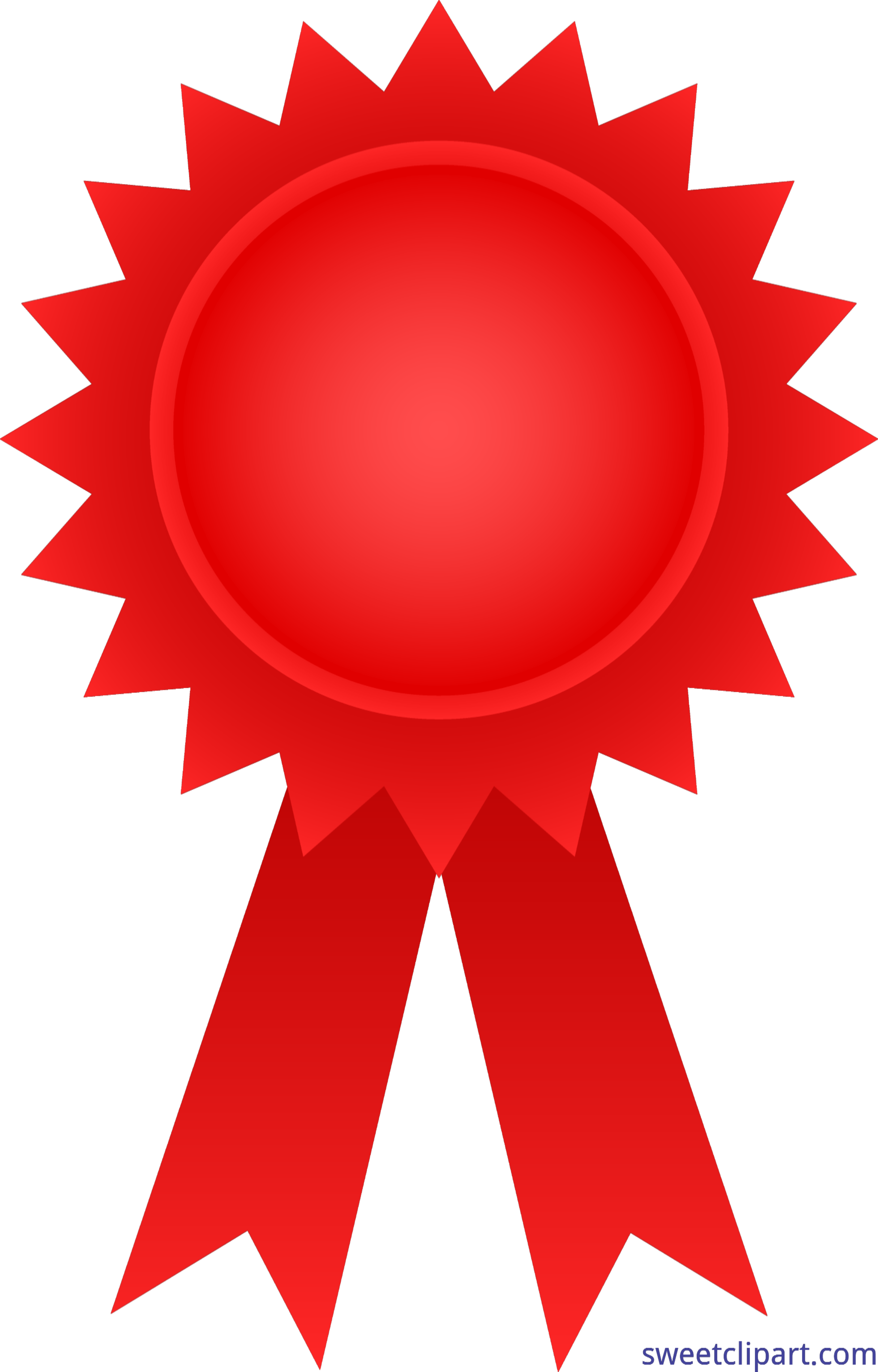 picture royalty free stock Award Ribbon Red Clip Art
