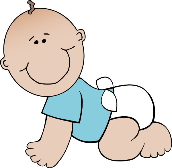picture black and white stock Crawling Baby Drawing at GetDrawings