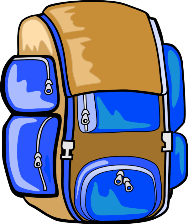 picture royalty free library Free llection cliparts school. Bookbag clipart sschool