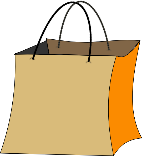clip transparent download Trick Or Treat Bag Clip Art at Clker