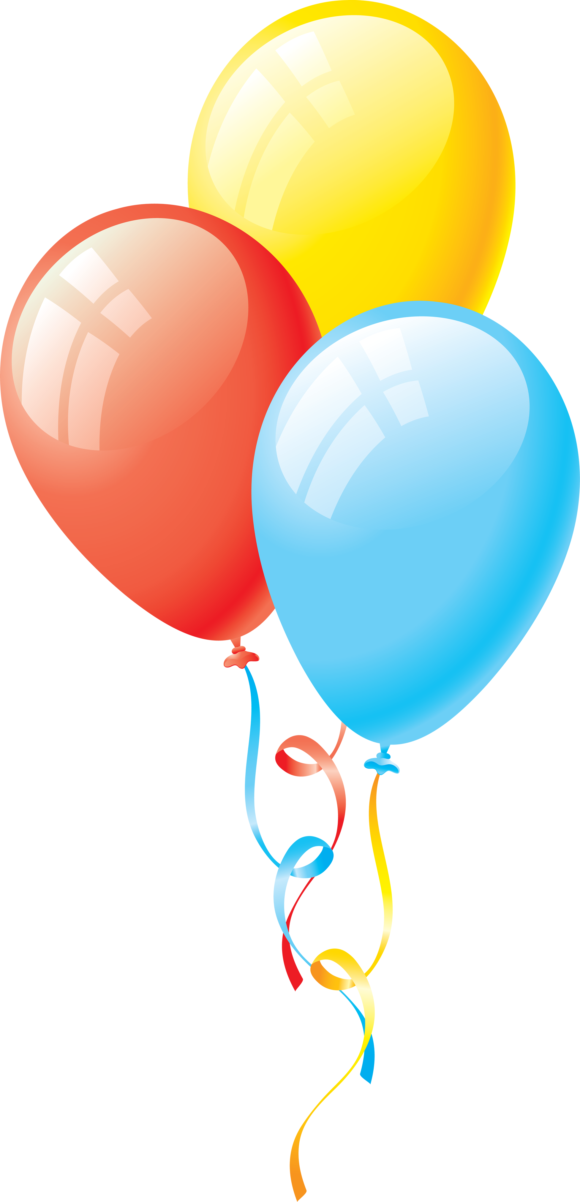 jpg library library Colorful png image download. Balloon clipart free