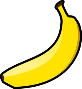 graphic free Bananas vector banna. Free banana clipart