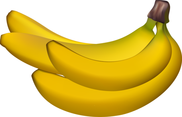 clip art library stock Image of Bananas Clipart