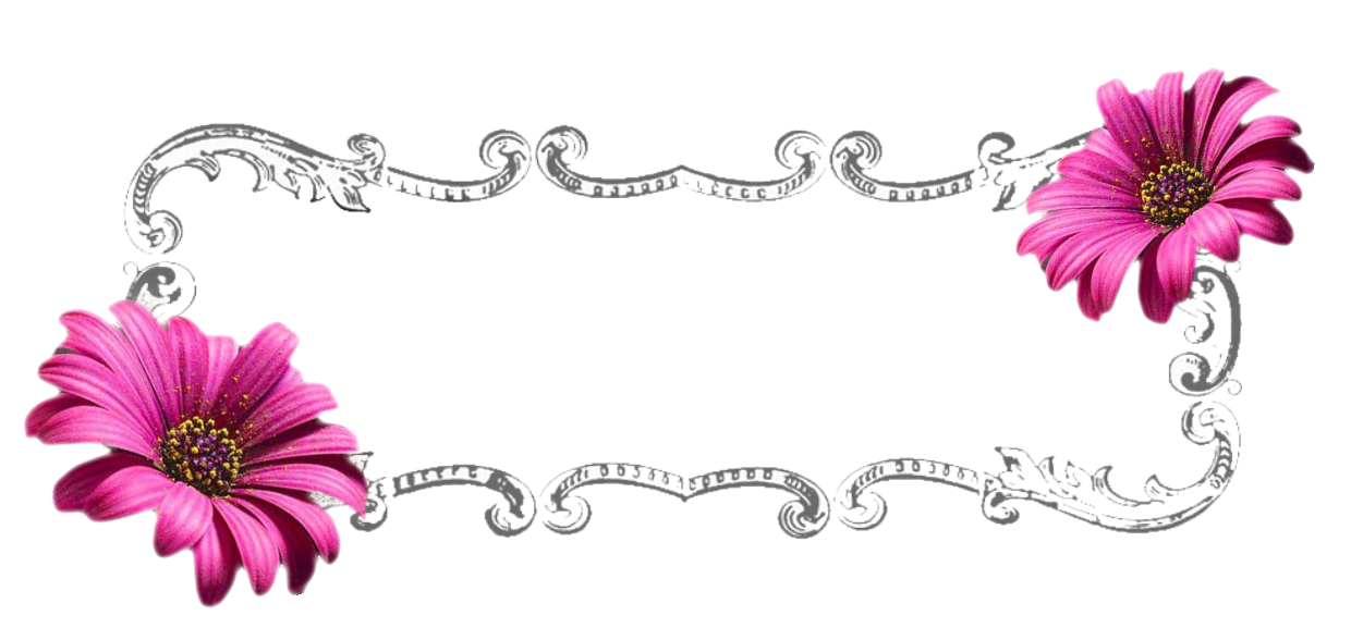 picture black and white download Banners drawing flower. Floral banner png by