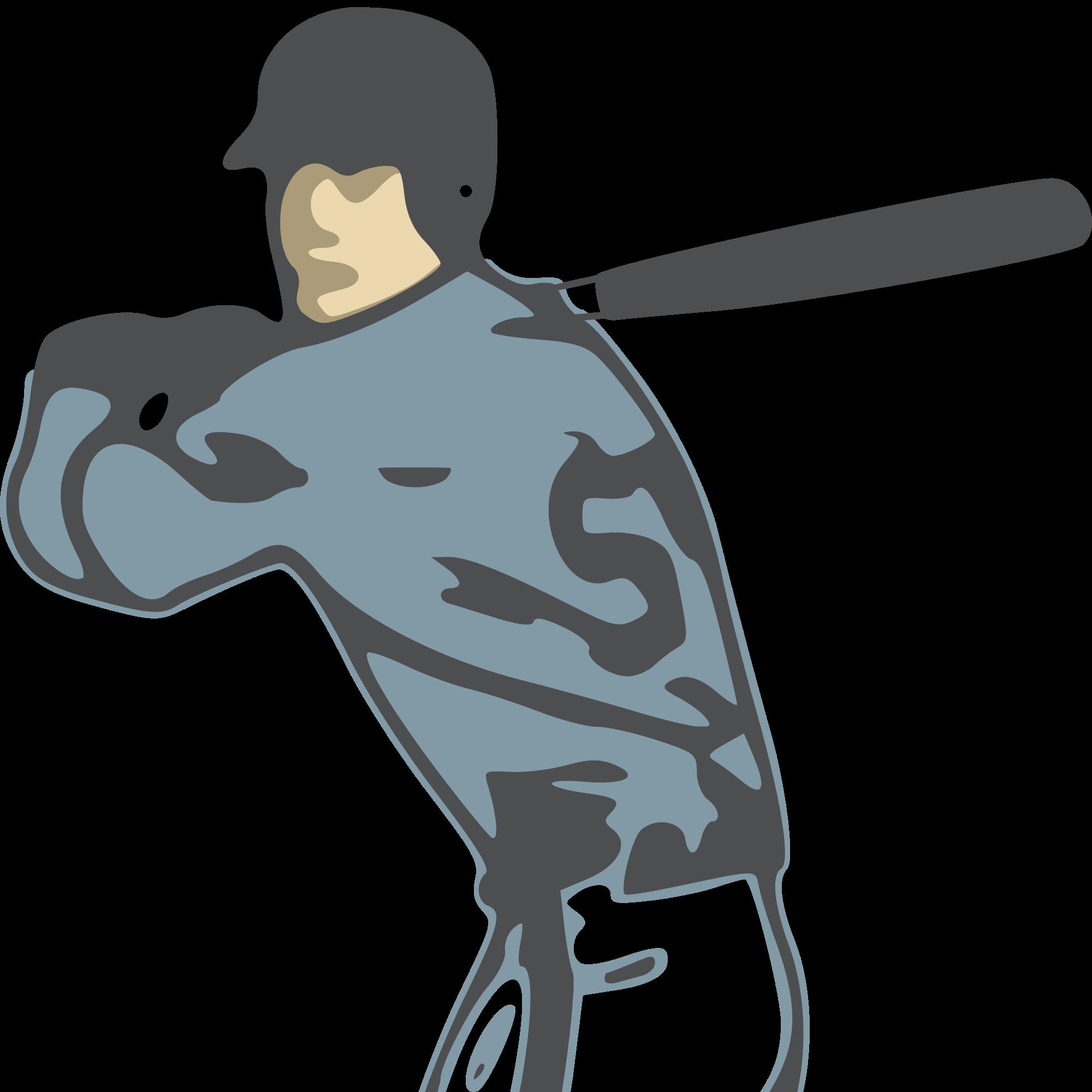 clip transparent library Baseball Batter Clipart at GetDrawings