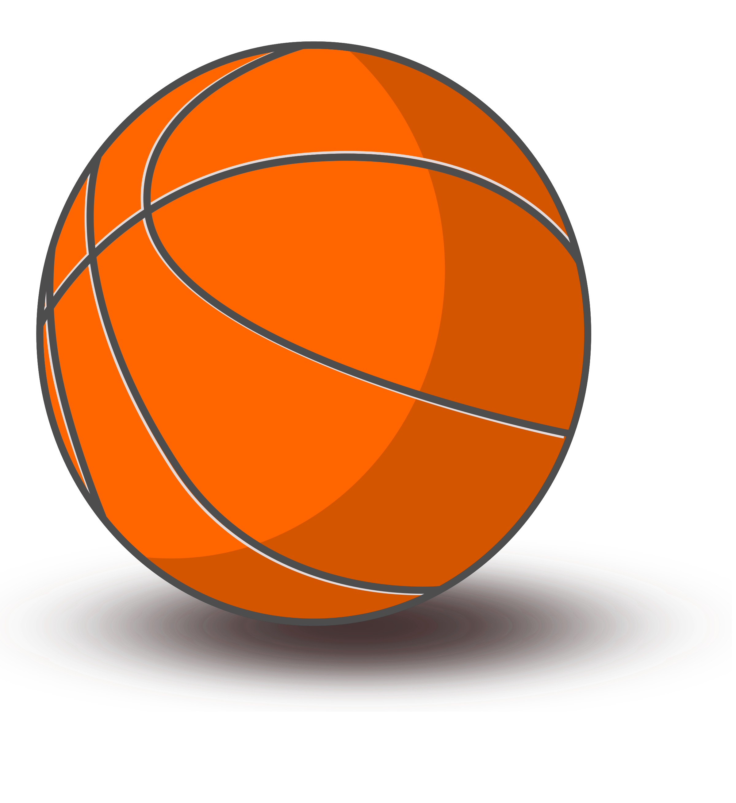 picture royalty free Small Clipart basketball