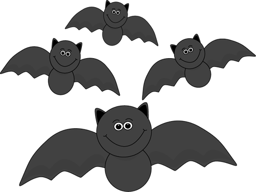 png transparent stock Halloween Bats Clip Art