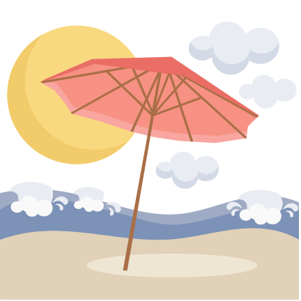 picture freeuse Beach Clipart vacation