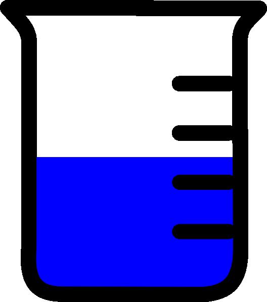 clip art transparent library Beaker Clip Art at Clker