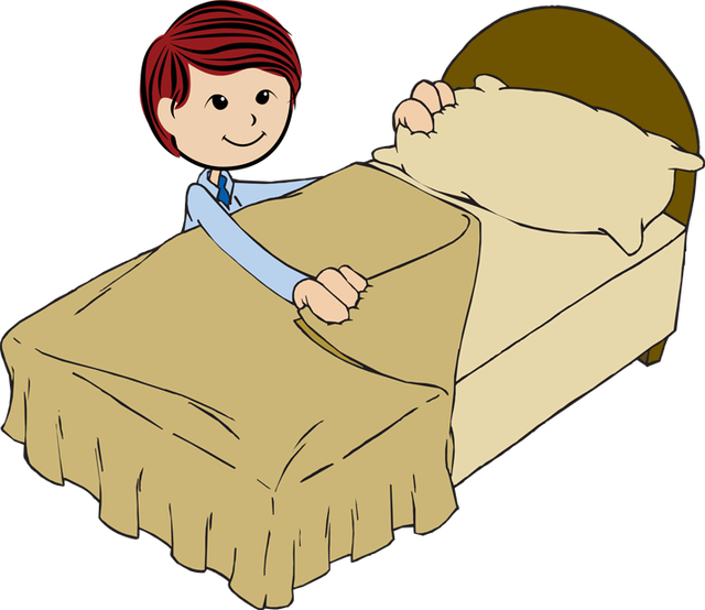 clip art black and white stock . Make clipart bed clipart.