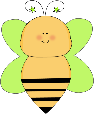 image free library Cute clipart. Bee clip art images.
