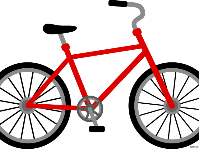 jpg transparent library Bicycle clipart transportation. Kid bike free on